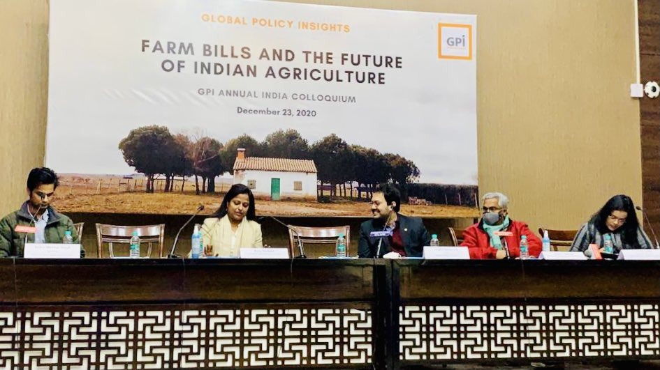 Farm Bills and The Future of Indian Agriculture