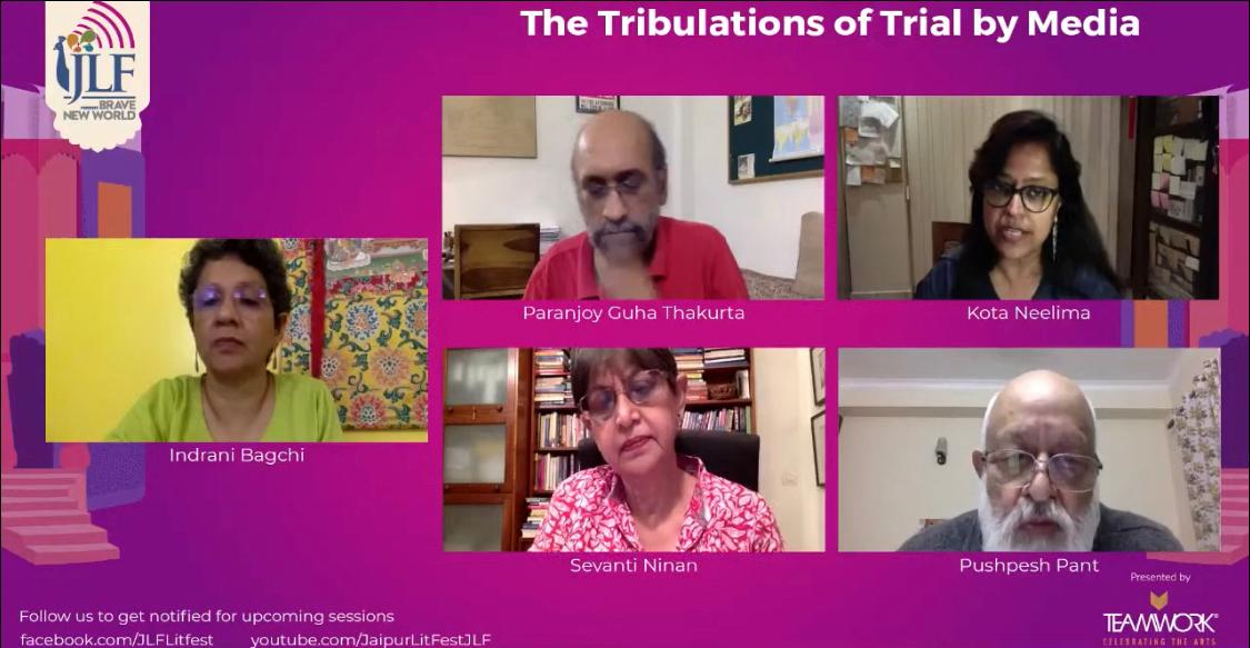 The Tribulations of Trial by Media